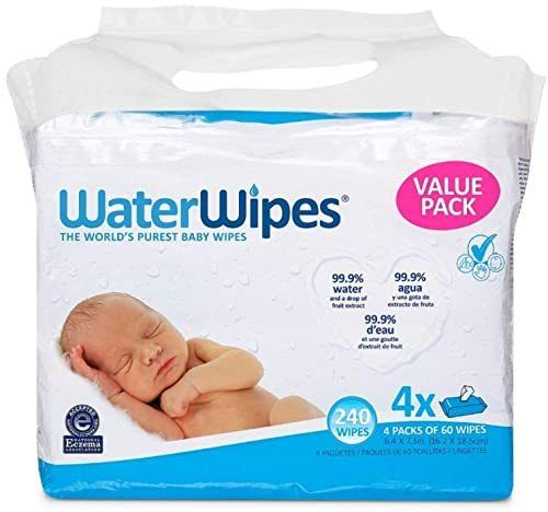 PACCO SCORTA SALVIETTE WATERWIPES